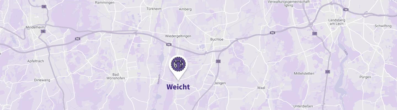 Merbeler Karte